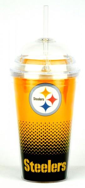NFL Fade Tumbler Steelers