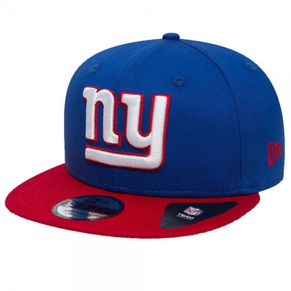 CONTRAST TEAM 9FIFTY NY Giants Snapback