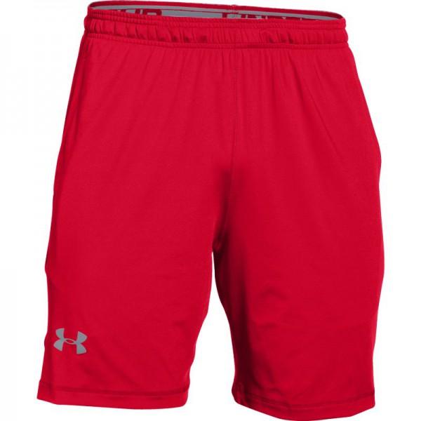 """UA Raid Short 8"""" Red"""
