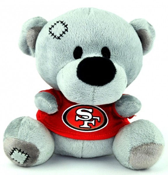 NFL Timmy Bear San Francisco 49ers