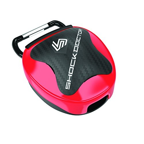 Mouthpiece Case Red