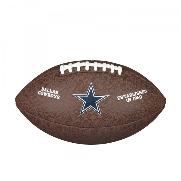 Wilson NFL Licensed Ball Dallas Cowboys F1748