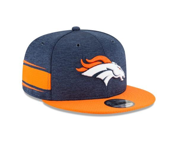 NFL Sideline 9Fifty Snapback Cap Denver Broncos