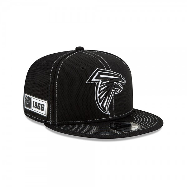 NFL 2019 Sideline 9Fifty Snapback Cap OSFM Away Atlanta Falcons