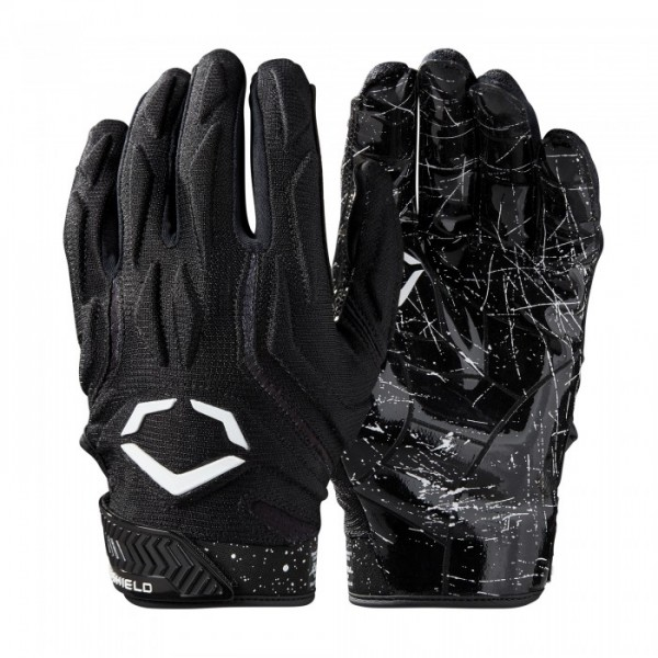 Evo Stunt Padded Glove Black