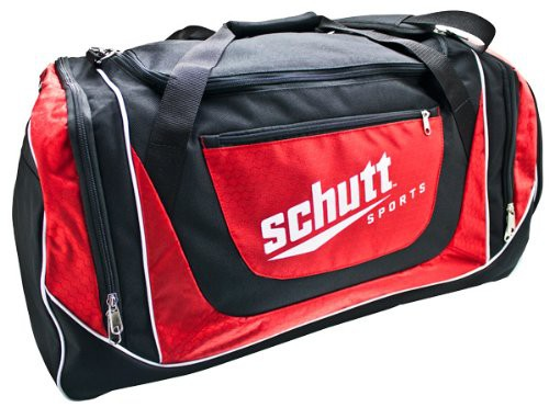 Player Equipment Bag Red/ Black