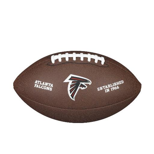 Wilson NFL Licensed Ball Atlanta Falcons F1748