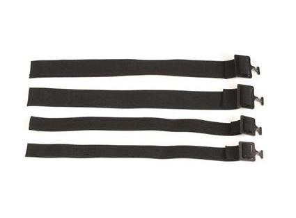 Shoulder Pad Elastic with T-Hooks 1 Stk./ Single Strap