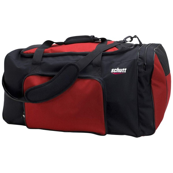 Player Equipment Bag Red