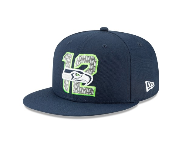 New Era 950 NFL19 DRAFT SEATTLE SEAHAWKS OTC