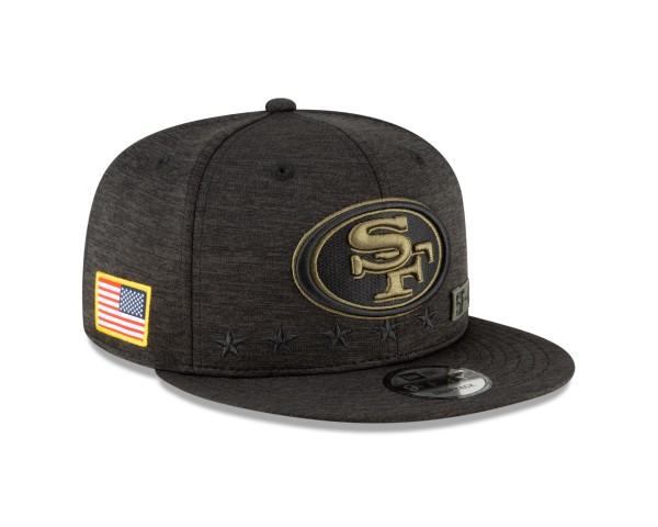 New Era 2020 ST-Salute EM950 Hat SF 49ers