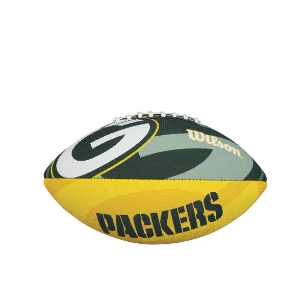 Wilson Junior NFL Football F1534 Packers