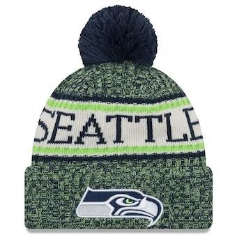 NFL Sideline Bobble Knit Seattle Seahawks