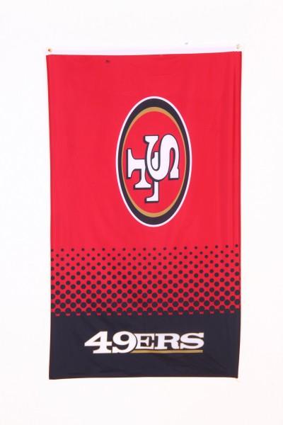 San Francisco 49ers Flagge